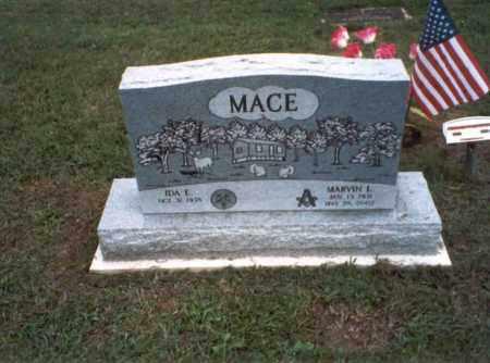 MACE, IDA L. - Vinton County, Ohio | IDA L. MACE - Ohio Gravestone Photos