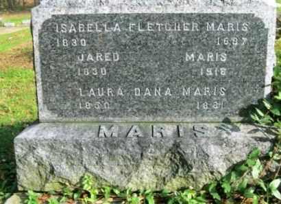 FLETCHER MARIS, ISABELLA - Vinton County, Ohio | ISABELLA FLETCHER MARIS - Ohio Gravestone Photos