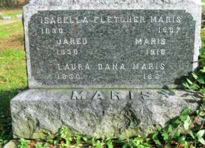 MARIS, ISABELLA - Vinton County, Ohio | ISABELLA MARIS - Ohio Gravestone Photos