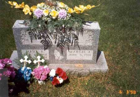 MARTIN, ALVA E. - Vinton County, Ohio | ALVA E. MARTIN - Ohio Gravestone Photos