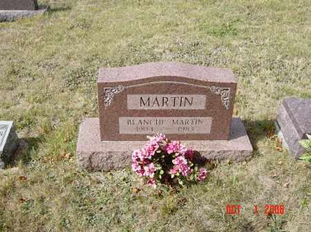 MARTIN, BLANCHE - Vinton County, Ohio | BLANCHE MARTIN - Ohio Gravestone Photos