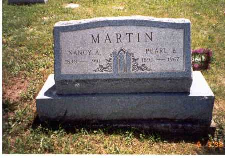 MARTIN, NANCY A. - Vinton County, Ohio | NANCY A. MARTIN - Ohio Gravestone Photos