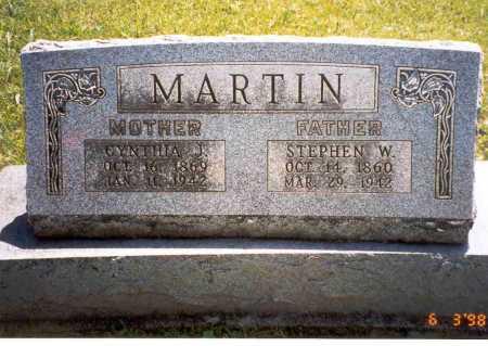 TOWNSEND MARTIN, CYNTHIA J. - Vinton County, Ohio   CYNTHIA J. TOWNSEND MARTIN - Ohio Gravestone Photos