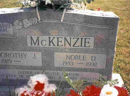 COTTRILL MCKENZIE, DOROTHY - Vinton County, Ohio | DOROTHY COTTRILL MCKENZIE - Ohio Gravestone Photos