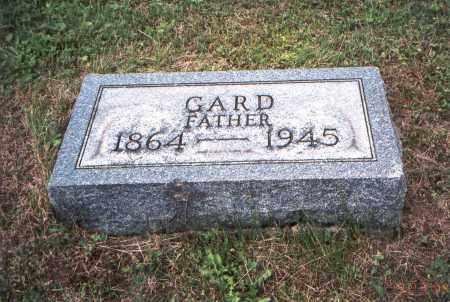 MCLAUGHLIN, GARD - Vinton County, Ohio   GARD MCLAUGHLIN - Ohio Gravestone Photos