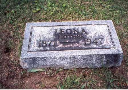 GREGORY MCLAUGHLIN, LEONA - Vinton County, Ohio | LEONA GREGORY MCLAUGHLIN - Ohio Gravestone Photos