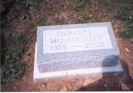 MCLAUGHLIN, SHIRLEY - Vinton County, Ohio | SHIRLEY MCLAUGHLIN - Ohio Gravestone Photos