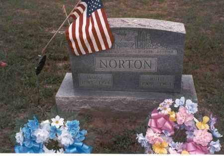 NORTON, RUTH - Vinton County, Ohio   RUTH NORTON - Ohio Gravestone Photos