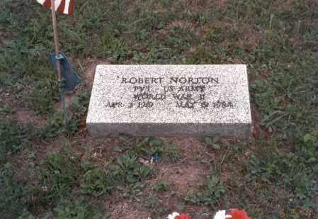 NORTON, ROBERT - Vinton County, Ohio | ROBERT NORTON - Ohio Gravestone Photos