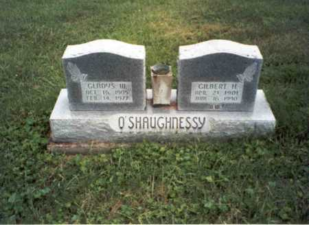 O'SHAUGHNESSY, GLADYS - Vinton County, Ohio   GLADYS O'SHAUGHNESSY - Ohio Gravestone Photos