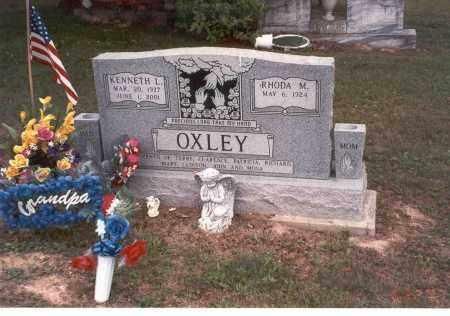 OXLEY, RHODA M. - Vinton County, Ohio | RHODA M. OXLEY - Ohio Gravestone Photos