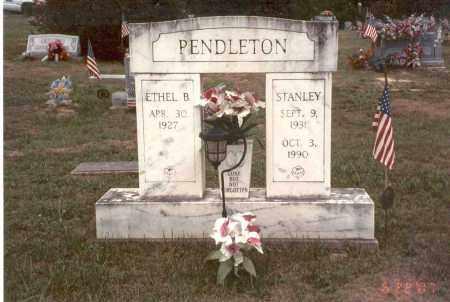 PENDLETON, ETHEL B. - Vinton County, Ohio | ETHEL B. PENDLETON - Ohio Gravestone Photos