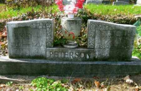 PETERSON, MARIE L. - Vinton County, Ohio | MARIE L. PETERSON - Ohio Gravestone Photos