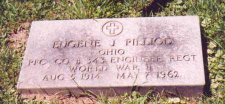 PILLIOD, EUGENE J. (MILITARY) - Vinton County, Ohio | EUGENE J. (MILITARY) PILLIOD - Ohio Gravestone Photos