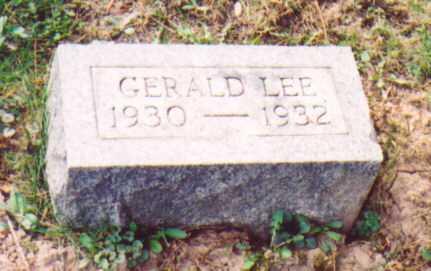 REMY, GERALD LEE - Vinton County, Ohio | GERALD LEE REMY - Ohio Gravestone Photos