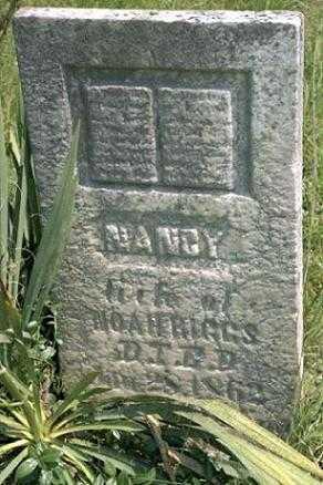 SHEPLER RIGGS, NANCY - Vinton County, Ohio | NANCY SHEPLER RIGGS - Ohio Gravestone Photos
