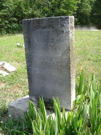 RIGGS, NOAH - Vinton County, Ohio   NOAH RIGGS - Ohio Gravestone Photos