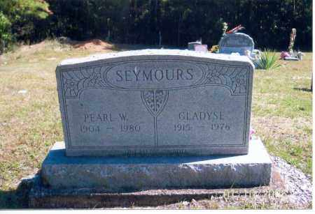 SEYMOURS, PEARL W. - Vinton County, Ohio | PEARL W. SEYMOURS - Ohio Gravestone Photos