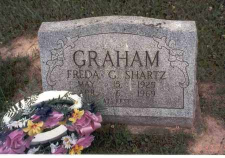 SHARTZ, FREDA G. - Vinton County, Ohio | FREDA G. SHARTZ - Ohio Gravestone Photos
