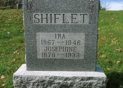 BOYCE SHIFLET, JOSEPHINE - Vinton County, Ohio   JOSEPHINE BOYCE SHIFLET - Ohio Gravestone Photos
