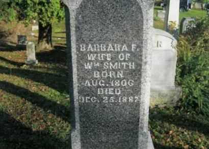 SMITH, BARBARA - Vinton County, Ohio | BARBARA SMITH - Ohio Gravestone Photos