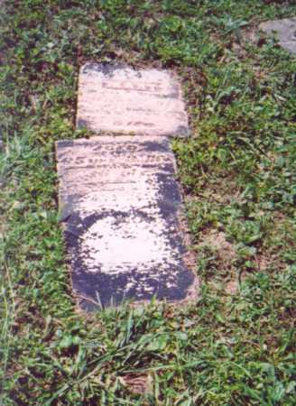 SPERRY,, MARY - Vinton County, Ohio | MARY SPERRY, - Ohio Gravestone Photos