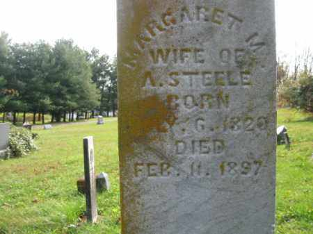 MARSHALL STEELE, MARGARET - Vinton County, Ohio | MARGARET MARSHALL STEELE - Ohio Gravestone Photos