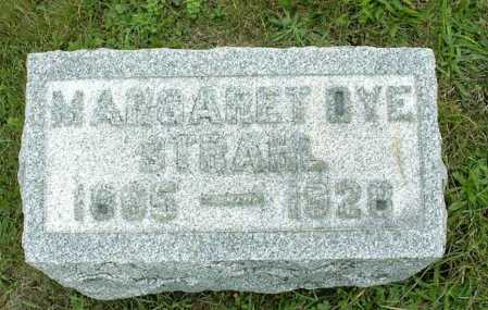 STRAHL, MARGARET ANN - Vinton County, Ohio | MARGARET ANN STRAHL - Ohio Gravestone Photos