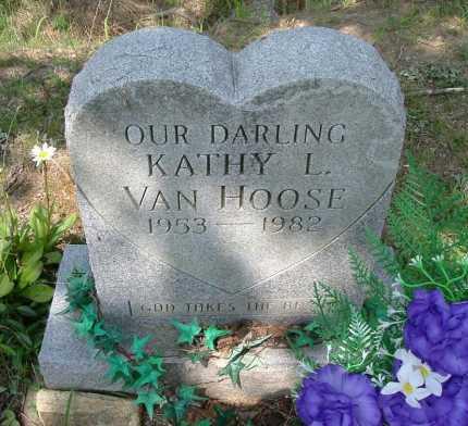 VAN HOOSE, KATHY L. - Vinton County, Ohio | KATHY L. VAN HOOSE - Ohio Gravestone Photos