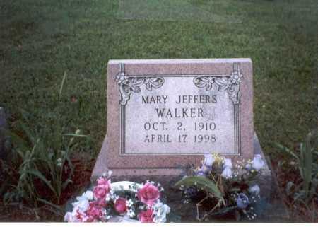WALKER, MARY - Vinton County, Ohio | MARY WALKER - Ohio Gravestone Photos