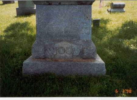 WOOD, JOSHUA - Vinton County, Ohio | JOSHUA WOOD - Ohio Gravestone Photos