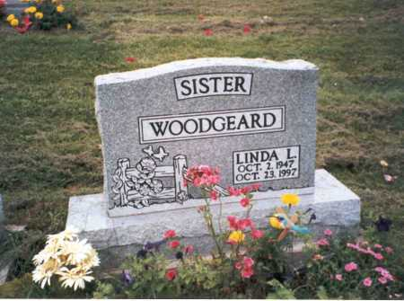 WOODGEARD, LINDA L. - Vinton County, Ohio | LINDA L. WOODGEARD - Ohio Gravestone Photos