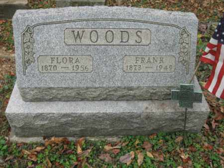 WOODS, FLORA - Vinton County, Ohio | FLORA WOODS - Ohio Gravestone Photos