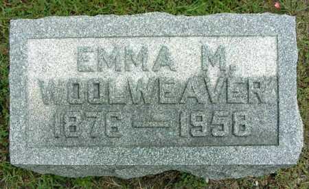 DEPUE WOOLWEAVER, EMMA MAY - Vinton County, Ohio | EMMA MAY DEPUE WOOLWEAVER - Ohio Gravestone Photos