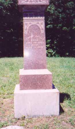ZIEGLER,, GEORGE - Vinton County, Ohio | GEORGE ZIEGLER, - Ohio Gravestone Photos