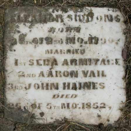 SIDDONS ARMITAGE, ELEANOR - Warren County, Ohio | ELEANOR SIDDONS ARMITAGE - Ohio Gravestone Photos