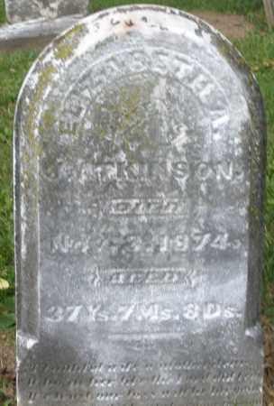 ATKINSON, ELIZABETH A. - Warren County, Ohio | ELIZABETH A. ATKINSON - Ohio Gravestone Photos