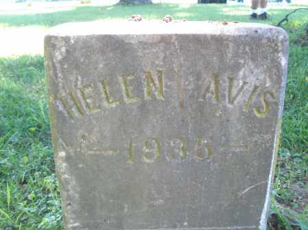 AVIS, HELEN - Warren County, Ohio | HELEN AVIS - Ohio Gravestone Photos