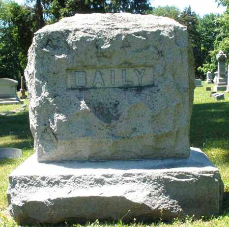 BAILY, MONUMENT - Warren County, Ohio | MONUMENT BAILY - Ohio Gravestone Photos