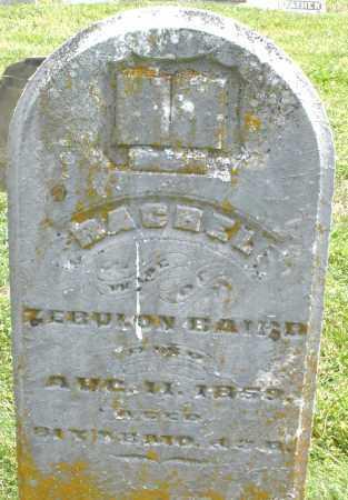 BAIRD, RACHEL - Warren County, Ohio   RACHEL BAIRD - Ohio Gravestone Photos