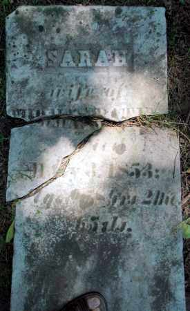 BATES, SARAH - Warren County, Ohio | SARAH BATES - Ohio Gravestone Photos