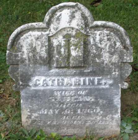 BEAN, CATHARINE - Warren County, Ohio   CATHARINE BEAN - Ohio Gravestone Photos