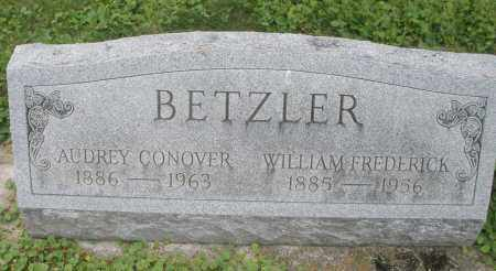 BETZLER, AUDREY - Warren County, Ohio | AUDREY BETZLER - Ohio Gravestone Photos