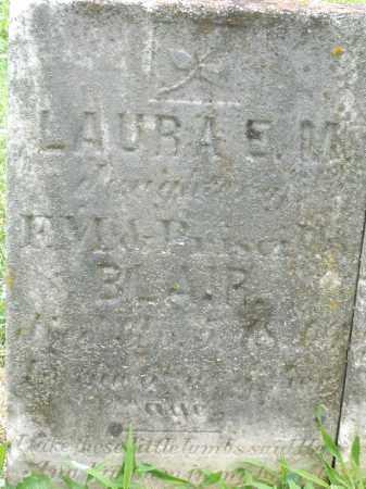 BLAIR, LAURA E. M. - Warren County, Ohio | LAURA E. M. BLAIR - Ohio Gravestone Photos