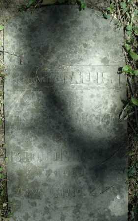 CALLIS, JOHN - Warren County, Ohio | JOHN CALLIS - Ohio Gravestone Photos