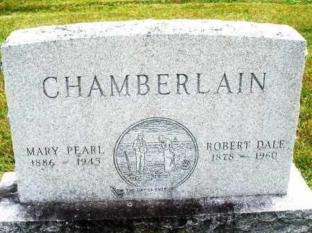 CHAMBERLAIN, ROBERT DALE - Warren County, Ohio | ROBERT DALE CHAMBERLAIN - Ohio Gravestone Photos