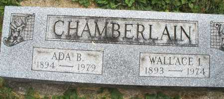 CHAMBERLAIN, WALLACE - Warren County, Ohio | WALLACE CHAMBERLAIN - Ohio Gravestone Photos