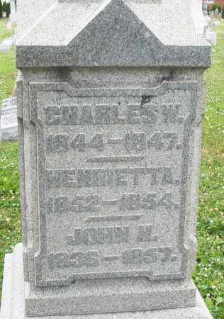 CHAMBERLIN, CHARLES  W. - Warren County, Ohio | CHARLES  W. CHAMBERLIN - Ohio Gravestone Photos