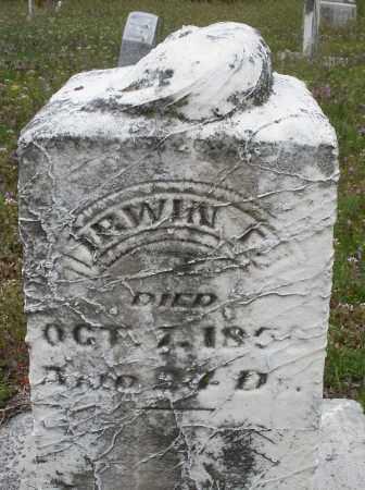 CHAMBERLIN, IRWIN F. - Warren County, Ohio   IRWIN F. CHAMBERLIN - Ohio Gravestone Photos