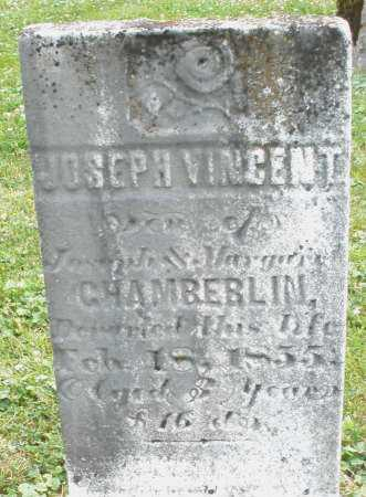 CHAMBERLIN, JOSEPH VINCENT - Warren County, Ohio | JOSEPH VINCENT CHAMBERLIN - Ohio Gravestone Photos